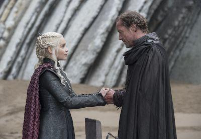 Wait, Did Jorah Just Give Jon and Daenerys His Blessing?