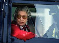 Let's Bask In The Glory Of These Photos Of Queen Elizabeth II Driving A Car