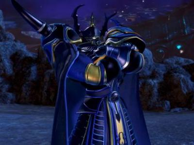 Final Fantasy IV's Golbez Announced For Dissidia NT