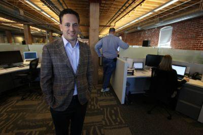 Zenefits reportedly hiring senior talent who could succeed CEO David Sacks