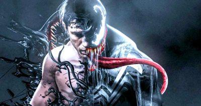 What Tom Hardy Looks Like as Venom