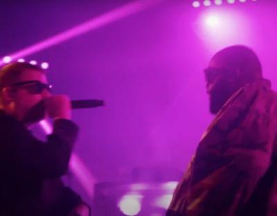 Watch Run The Jewels Perform RTJ4 In Full On Holy Calamavote Special
