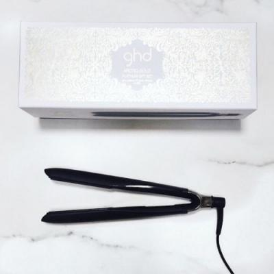 Ghd limited edition arctic gold collection: Festive Season Hair with Chloe Zara