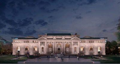 Lease Approved For Apple Store at Carnegie Library in Washington, D.C