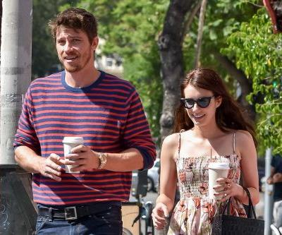 Emma Roberts reportedly pregnant, expecting first child with Garrett Hedlund