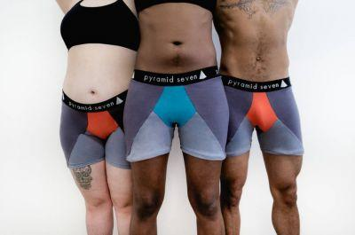 Meet the brand making genderless underwear for people who get periods