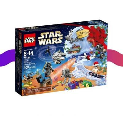 This $35 Lego Star Wars Advent Calendar reveals a new piece every day