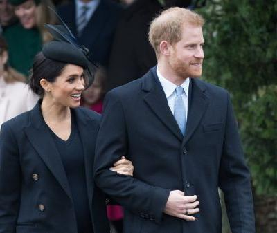Meghan and Harry's New Home Has a Fascinating History