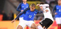 Les Bleus: World Cup draw pots set
