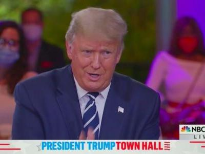 MSNBC Suffers Sharp Drop from Average Thursday Ratings with Trump Town Hall; Fox Soars to 1M in Primetime Demo