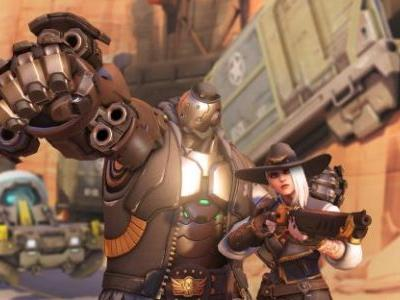 Overwatch's Newest Character Ashe Origins Detailed in Animated Origin Story Video