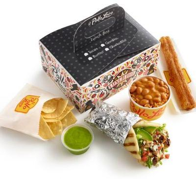 El Pollo Loco's New Loco Lunch Boxes Will Make You Love Lunch Again