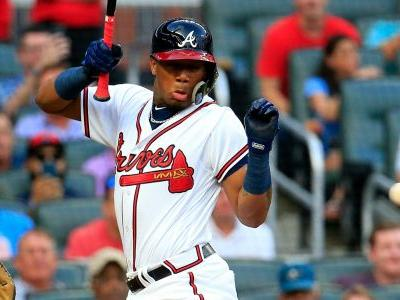 Ronald Acuna Jr. injury update: Braves OF day-to-day with elbow injury