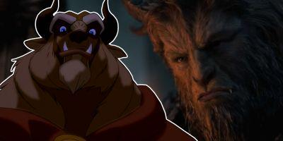 Beauty And The Beast: How The Live Action Characters Compare To Disney's Original