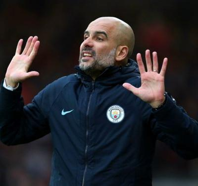 Guardiola rejects notion it would be a 'disaster' if City were not to win the Champions League