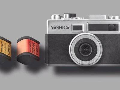 Yashica's Faux Film Y35 Camera Raises $1.28 Million on Kickstarter