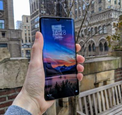 Huawei announces the P30 and P30 Pro