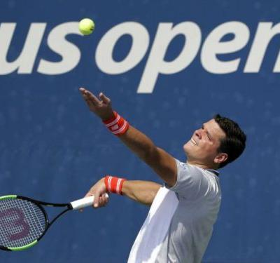 Milos Raonic rolls into third round at U.S. Open with convincing win over Gilles Simon