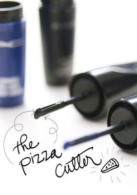 """The MAC Pizza Cutter Eyeliner, Also Known As """"MAC Rollerwheel Liquid Liner"""""""