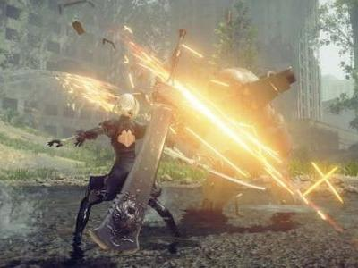 It Looks Like NiER: Automata Is Getting a Game of the Year Edition