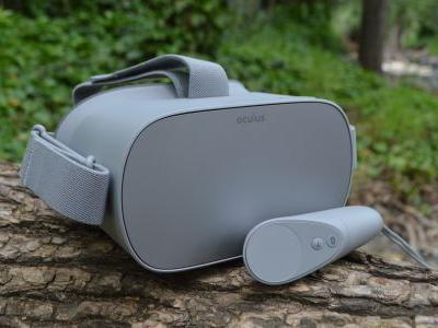 Oculus Go now available in Canada, Europe and UK
