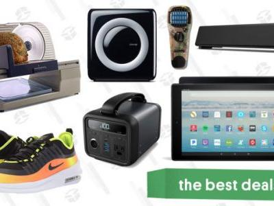 Wednesday's Best Deals: Amazon Warehouse Sale, Perry Ellis, Thermacell, Nike, and More