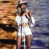 Miley Cyrus's Billboard Music Awards Look Would Shock the Old Miley