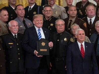 How Trump Went From 'Tough On Crime' To 'Second Chance' For Felons