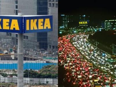 What is Ikea, Sirji? Hyderabad goes crazy over first India store