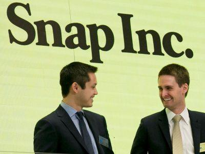 The banks that ran Snap's IPO are still bullish, even after the company's disastrous earnings report