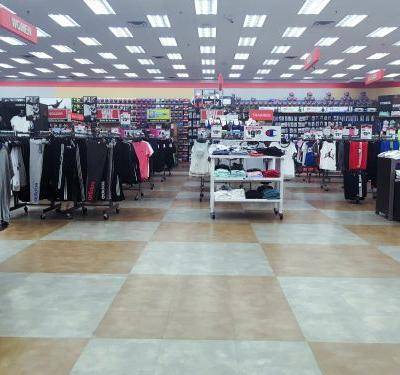 We shopped at Dick's and Modell's to see which was a better sporting-goods store, and there was a clear winner