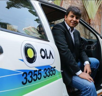 Indian cab-hailing giant Ola has launched in the UK to challenge Uber - and they both share a big investor