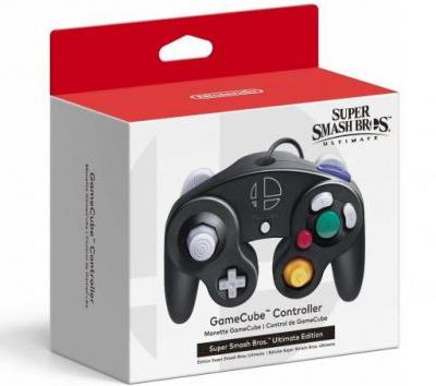 GameCube Controller Super Smash Bros. Ultimate Edition Available for Pre-Order