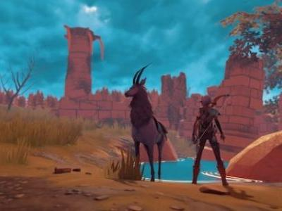 Third-Person Fantasy RPG Decay of Logos Launching on PS4 in the Fall