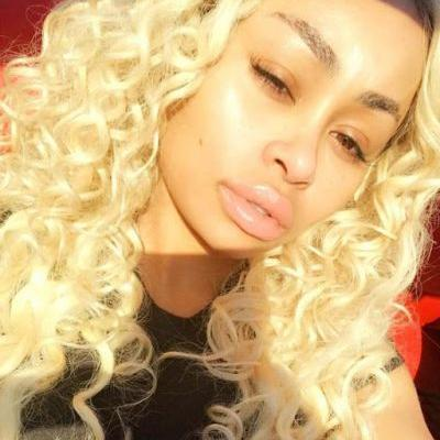"Blac Chyna Takes ""Going To Bed Greasy"" to a Whole New Level"