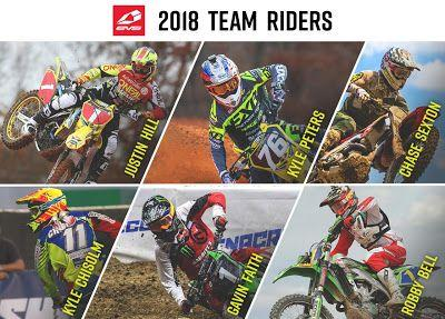 EVS SPORTS ANNOUNCES NEW TEAM RIDERS