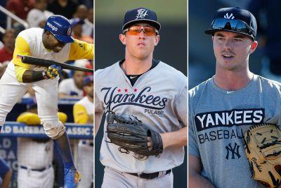 Meet the stud prospects the Yankees just cashed in