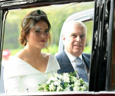 Princess Eugenie And Jack Brooksbank Are Married - See Photos From Their Royal Wedding!