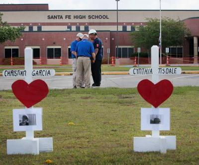 Texans mark 1st anniversary of Santa Fe High School shooting with 'service and healing' events