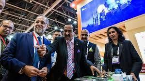 "India tourism ministry takes part at the ATM Dubai 2019 under the ""Incredible India"" banner"