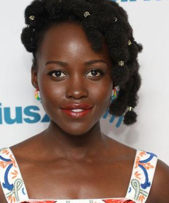 "Lupita Nyong'o Changed Her High School's ""Archaic"" Rule About Makeup"