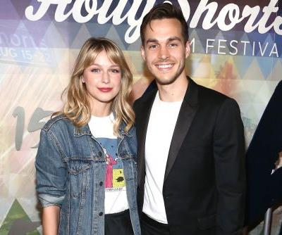 'Supergirl' co-stars Melissa Benoist and Chris Wood are married