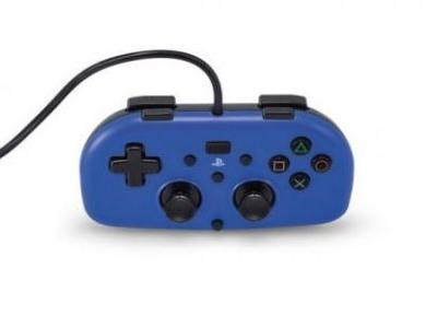 New Hori Mini Wired Gamepad for the PlayStation 4 Now Available
