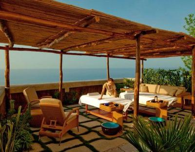 Top 10: the best spa hotels on the Amalfi Coast