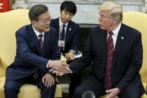 Trump's auto tariffs could torpedo his revamped Korea trade deal