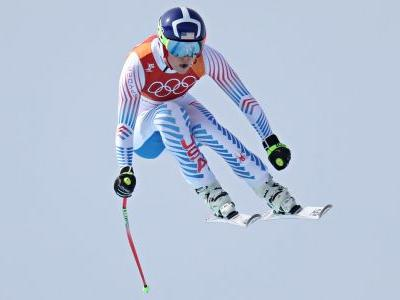 Winter Olympics 2018: Lindsey Vonn becomes oldest female Alpine skier to win a medal