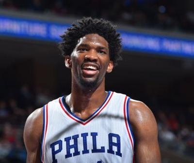 Report: Joel Embiid Signs Multiyear Endorsement Deal with Under Armour