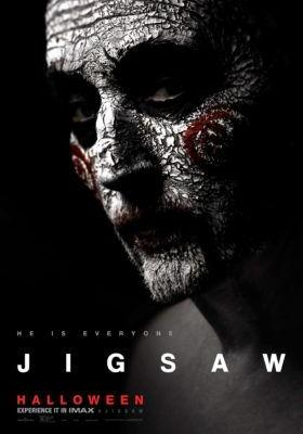 Jigsaw Movie Character Posters