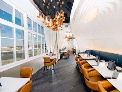 There's a secret new airport restaurant that's invitation only