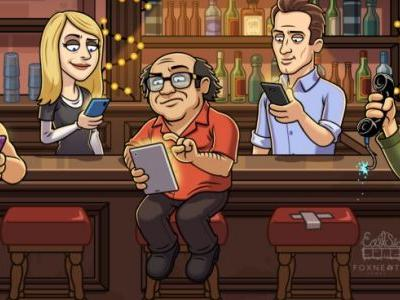 It's Always Sunny Mobile Game Brings The Gang To Your Phone